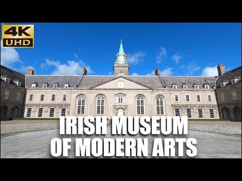 Irish Museum of Modern Art WALKING TOUR | Dublin Ireland