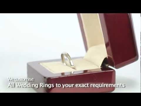 Platinum Wedding Rings from I Want Diamonds