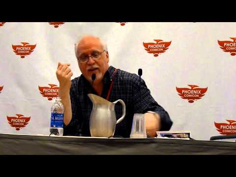 JMS at Phoenix ComiCon 2013 - Remembering Michael O'Hare