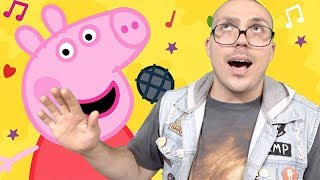 LET'S ARGUE: Peppa Pig's First Album Is One for the Ages