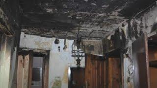 В Красном Луче короткое замыкание привело к пожару в многоэтажке.