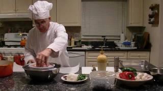 Chicken Cacciatore - Chef Pasquale