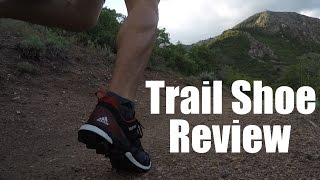 Adidas Terrex Agravic Trail Running Shoe Review