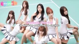 AOA - Heart Attack [Sub Español + Rom] ♥