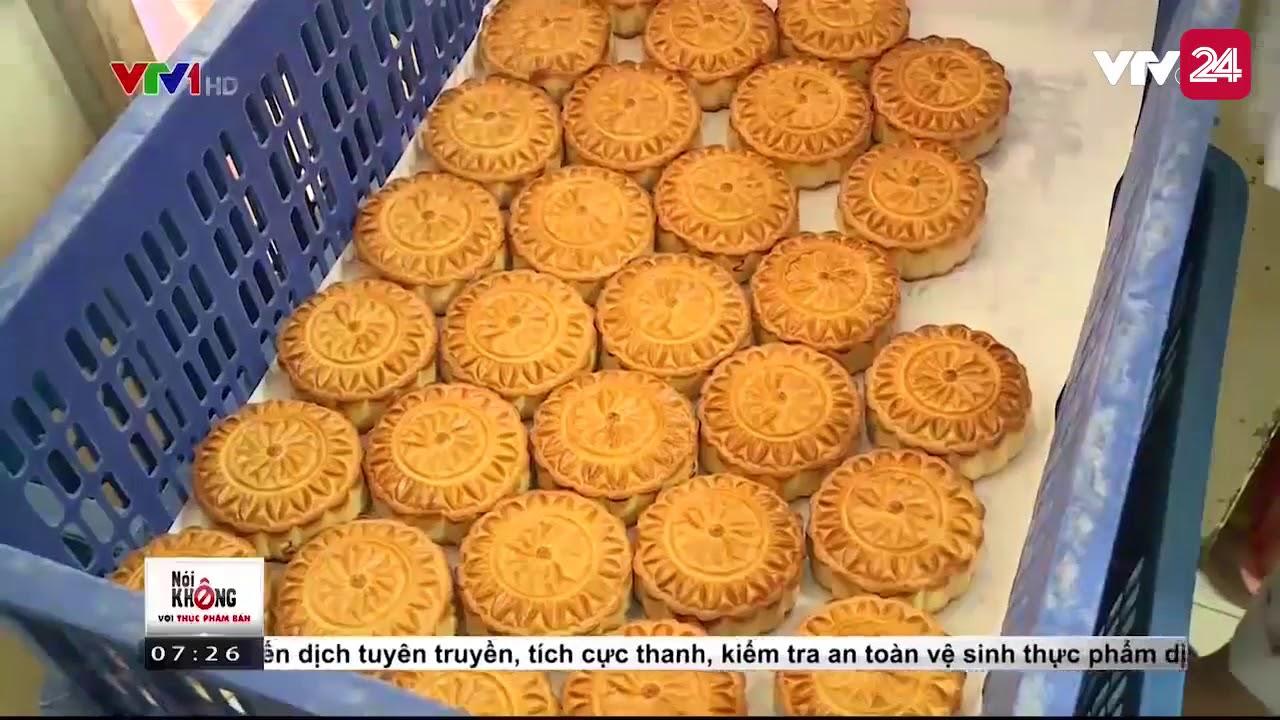 Bí quyết tạo nên hương vị, chất lượng bánh trung thu - Tin Tức VTV24