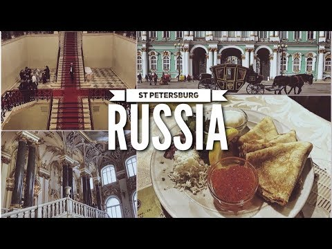 The Mysterious Beauty: St. Petersburg, RUSSIA | The Highlights | Come Away With Me by Bianca Valerio
