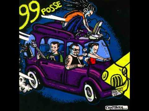 99 Posse - Rigurgito Antifascista Reprise ( Savona - 26/07/2001 )