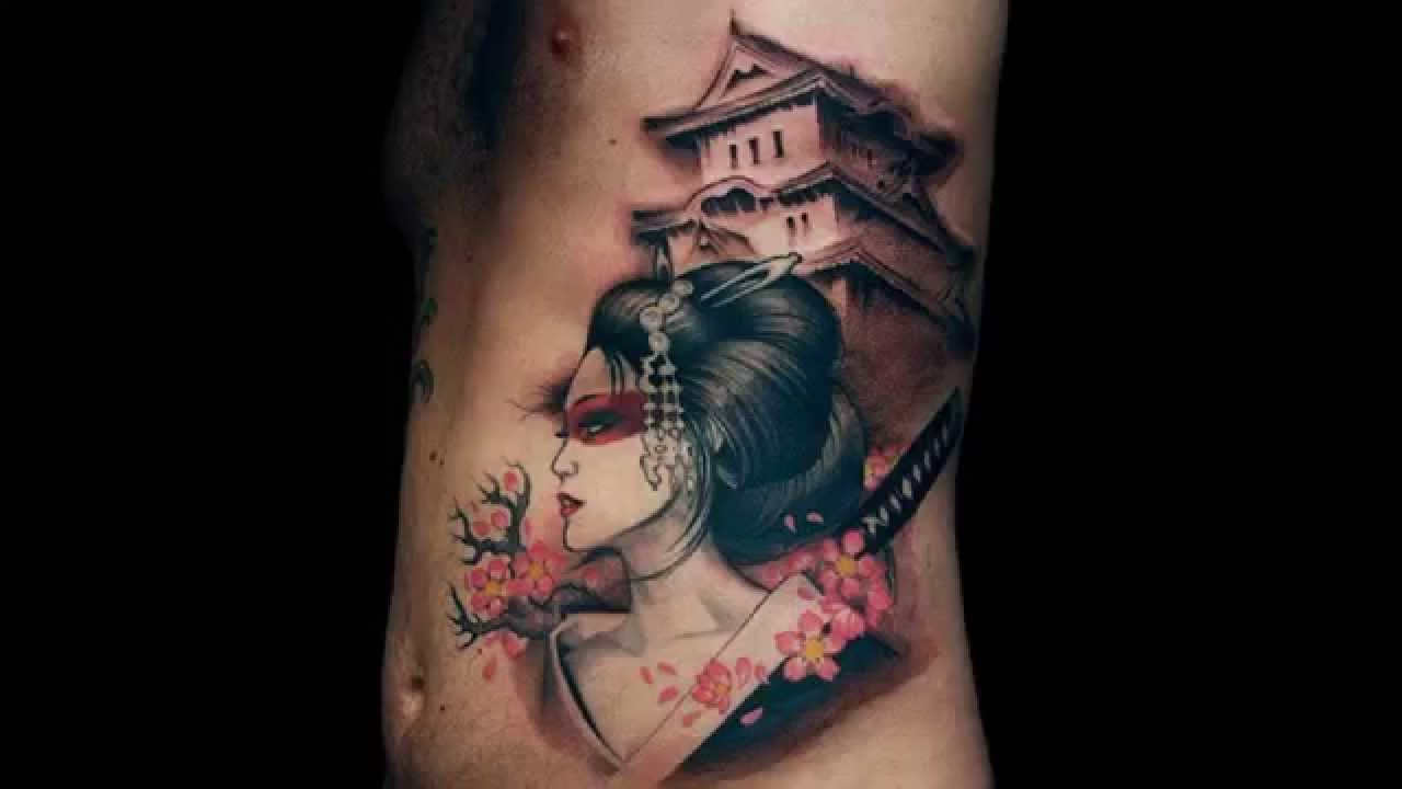 35 Beautiful Japanese Tattoos