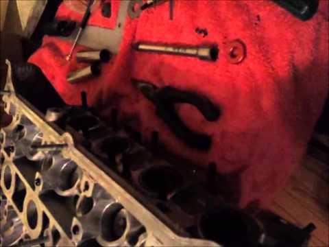 diy audi a4 1 8t valve install valve compressor tool homemade rh youtube com 2003 Audi A4 Turbo Audi A4 Quattro