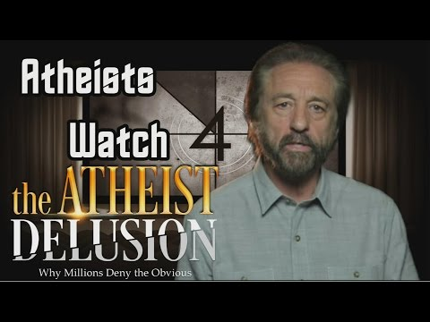Atheists Watch Ray Comfort's The Atheist Delusion