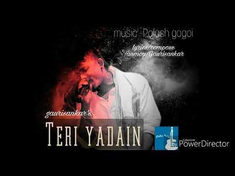 Teri Yaadein    New Hindi Song    Gauri Sankar