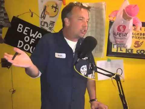 The Doug Stanhope Podcast - Doug's Tin Can Rehab - Day 16