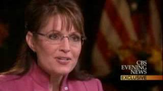 Sarah Palin: I Have Foreign Policy Experience Because My Next Door Neighbor Is Russia!