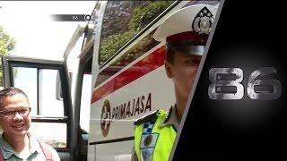 Bripda Andre - Penertiban Lalu Lintas di Jalan Tol Cikampek - 86