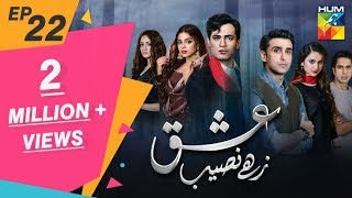 Ishq Zahe Naseeb Episode 22 HUM TV Drama 15 November 2019