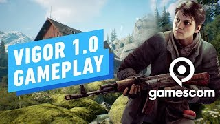14 Minutes of Vigor 1.0 Gameplay