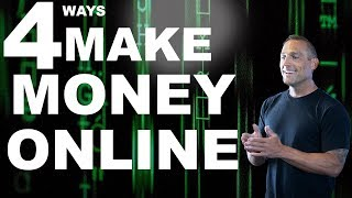 4 BEST WAYS TO MAKE MONEY ONLINE IN 2019 | Affiliate Marketing, Passive Income, and Remote Work