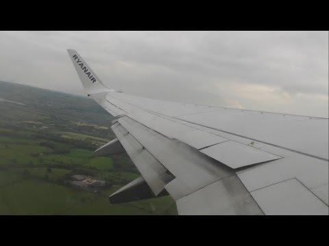 FR8264 Bristol - Ibiza (Full Flight)