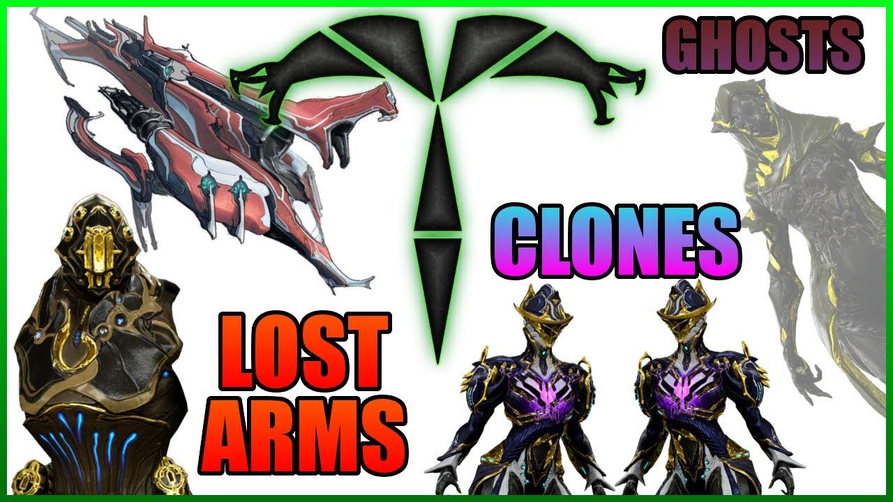 Warframe - Trib's Bizarre Railjack Nightmare thumbnail