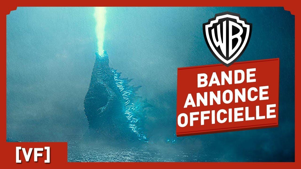 Godzilla II - Roi des Monstres - Bande Annonce Officielle Comic-Con (VF) - Vera Farmiga