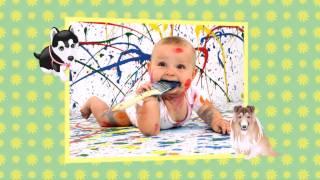 Шаблон № 2 детский /Создание слайд-шоу из Ваших фотографий