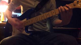 Never is a Long Time - Red Hot Chili Peppers (Guitar)