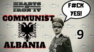 HoI4 - Modern day mod - Commie Albania - Part 9