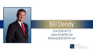 Bill Dendy: Market Volatility