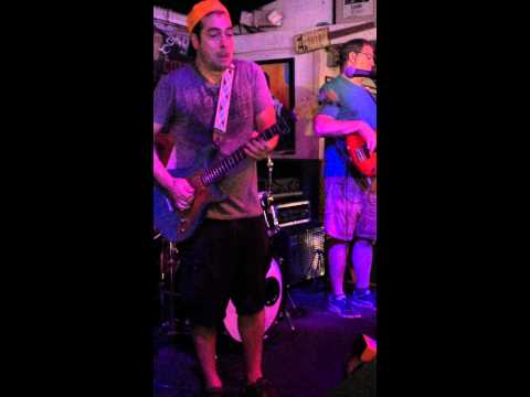Albert Castiglia at the Green Parrot in Key West, FL
