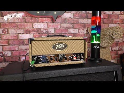 Peavey Classic 20 Mini Amp - 20 Watts of Juicy Blues Tone!