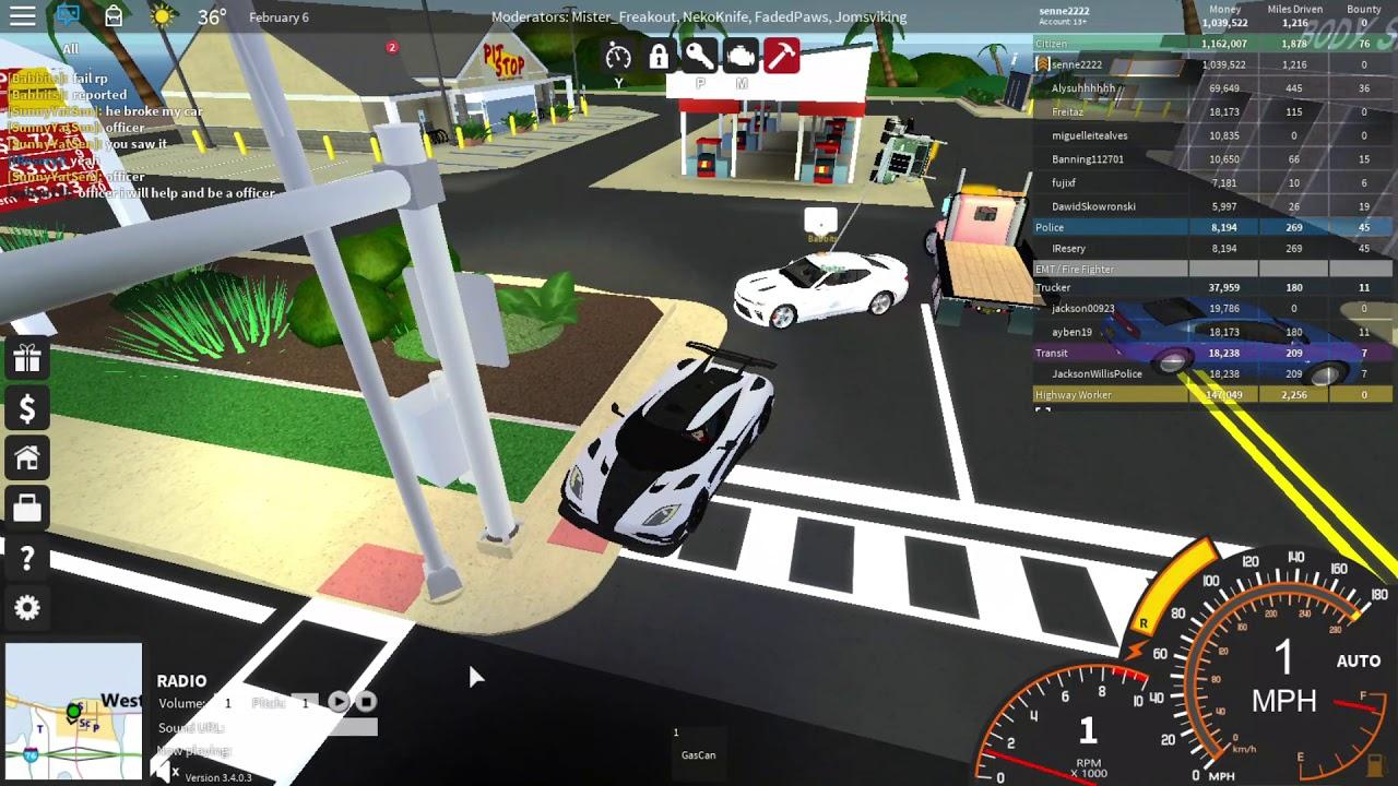 Roblox Ud Westover Island 3 Roblox Ud Westover Island Car Stealer Tow Trucker Youtube