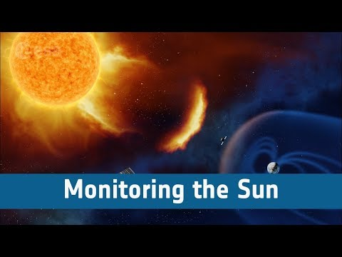 ESA's future Lagrange mission to monitor the Sun