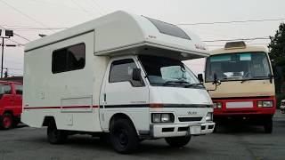 Isuzu Fargo Truck Motorhome , Diesel AT , BIG-mini Movilla Rancho Rs9000.