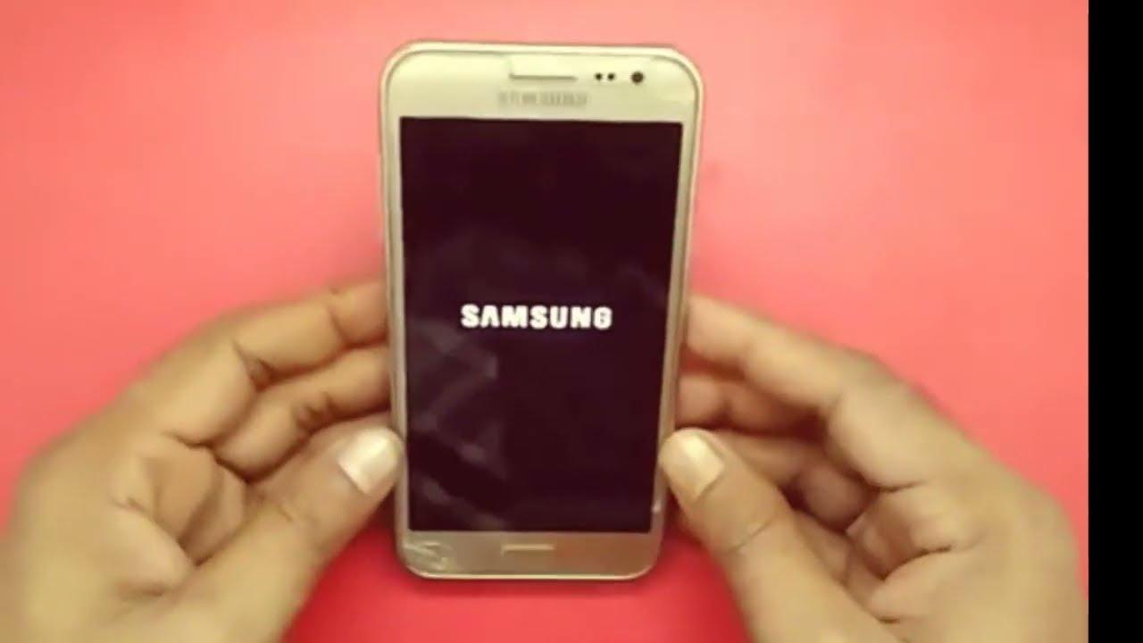 J1, J2, J5, J7 Samsung Galaxy Forgot password How unlock