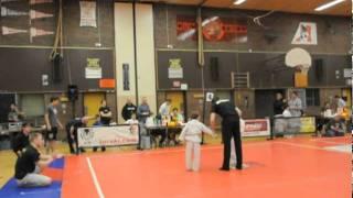Amazing Kid Athletes - 8 year old MMA champion