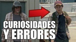 CURIOSIDADES Y ERRORES DE LA SÉPTIMA TEMPORADA - The Walking Dead