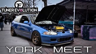 homepage tile video photo for Tuner Evolution: York PA Meet