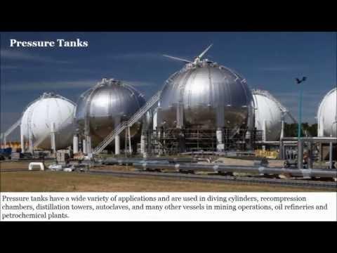 Types of Storage Tanks in UAE | Storage Tank Manufacturer