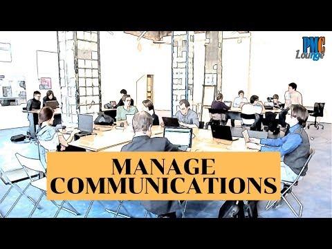Manage Communications Process