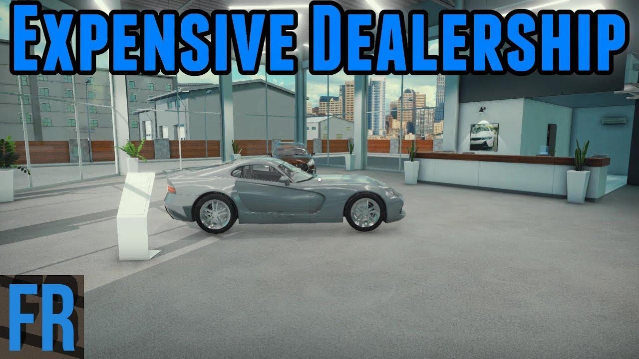Car Mechanic Simulator 2018 Most Expensive Dealership