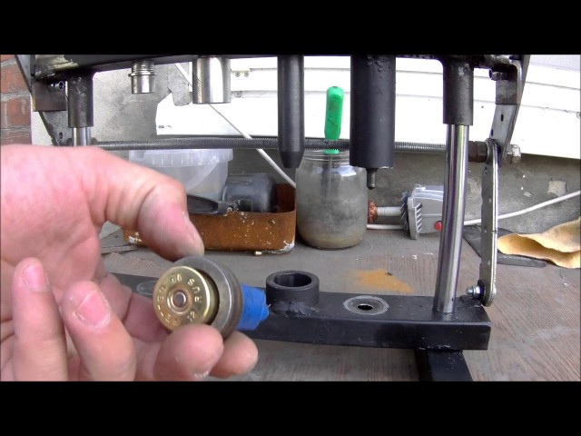 Зарядка патронов своими руками видео 123