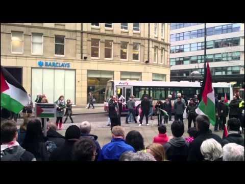 We will not go down tonight - University of Sheffield Arab Society