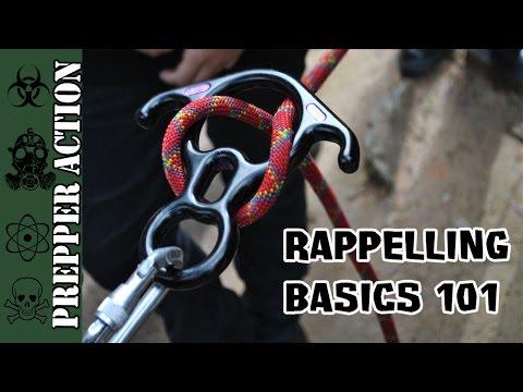 Rappelling Basics 101