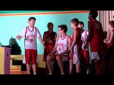 High School Musical - counting on you - Zeke