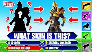 I Guessed His SEASON X Skin for LEGENDARY Loot (Fortnite)