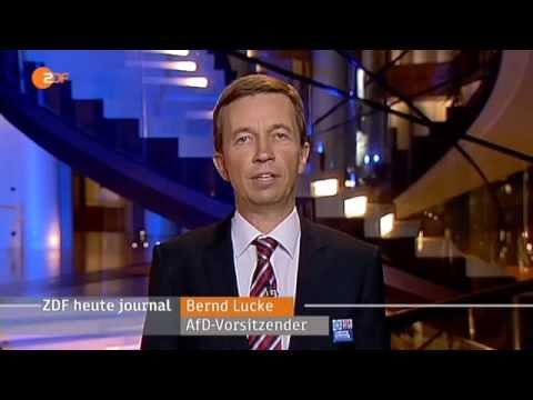 Kleber stänkert gegen AfD Wahlsieg - Lucke kontert genial!