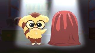 Юху и его друзья - Изобретение Руди - Мультфильмы для детей про зверей