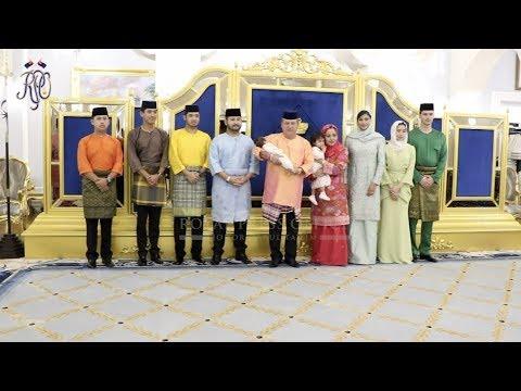 Imbasan 2017 Keluarga DiRaja Johor