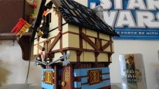 Lego Medieval Landscape Part 1