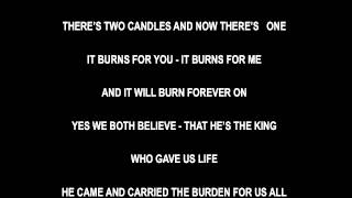 RUDI LONDON: Two Candles and One w/Lyrics